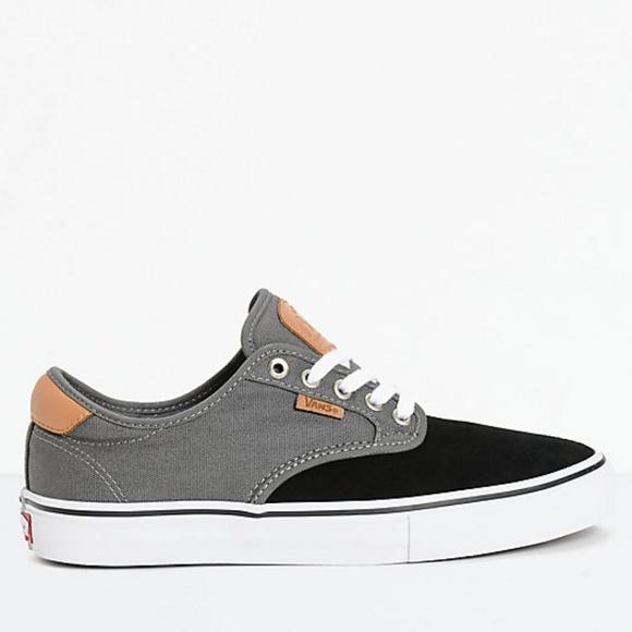 3fdc333bb01556 Vans Chima Pro Two Tone Skate Shoes. M_5ca7e823264a55a9b08234cc